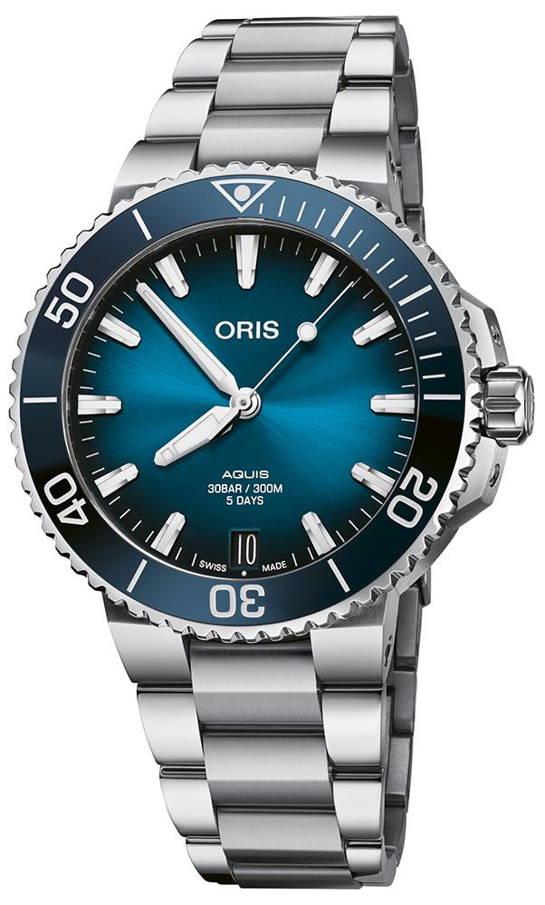 Oris 01 400 7769 4135-07 8 22 09PEB - zegarek męski