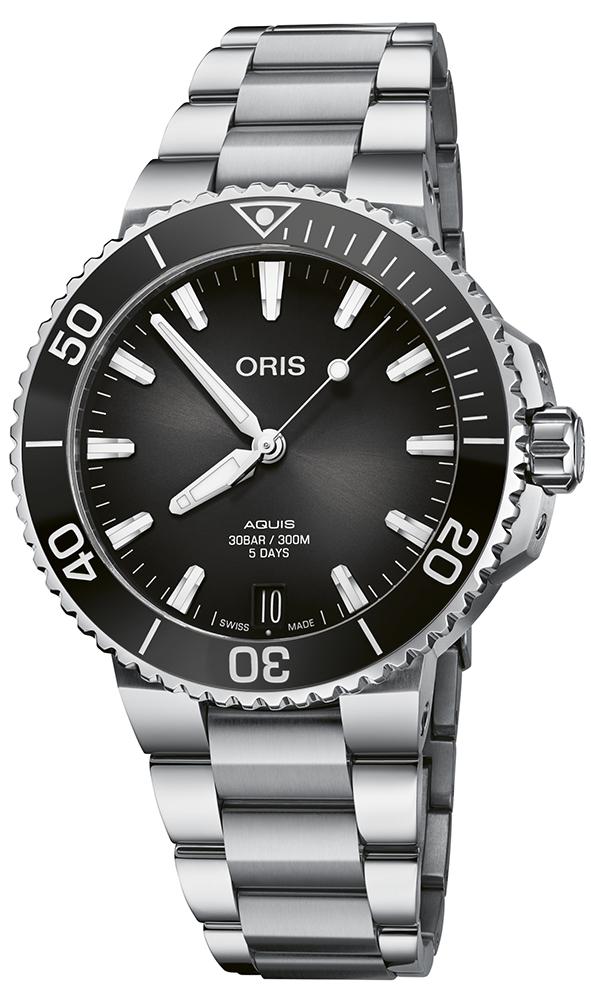 Oris 01 400 7769 4154-07 8 22 09PEB - zegarek męski