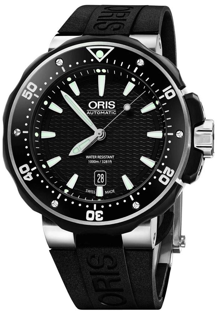 Oris 01 733 7682 7154-07 4 26 34TEB - zegarek męski
