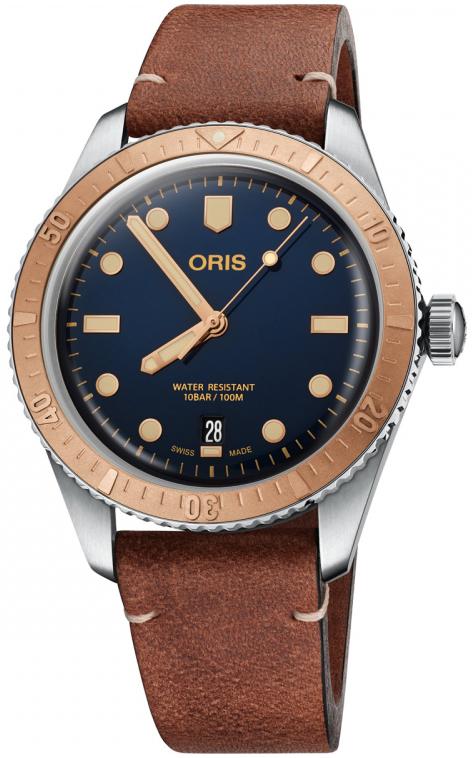 Oris 01 733 7707 4355-07 5 20 45 - zegarek męski