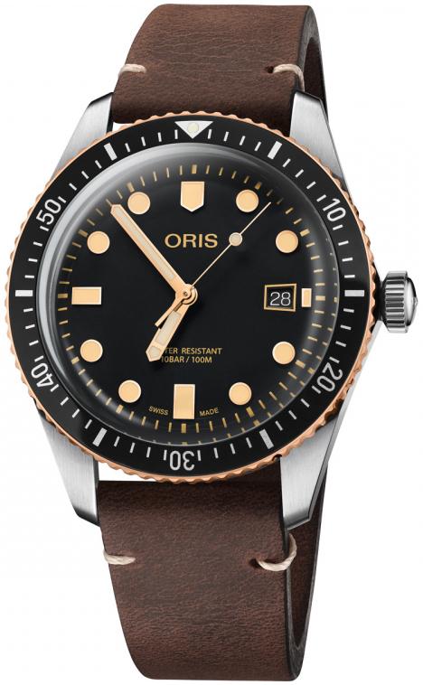 Oris 01 733 7720 4354-07 5 21 44 - zegarek męski