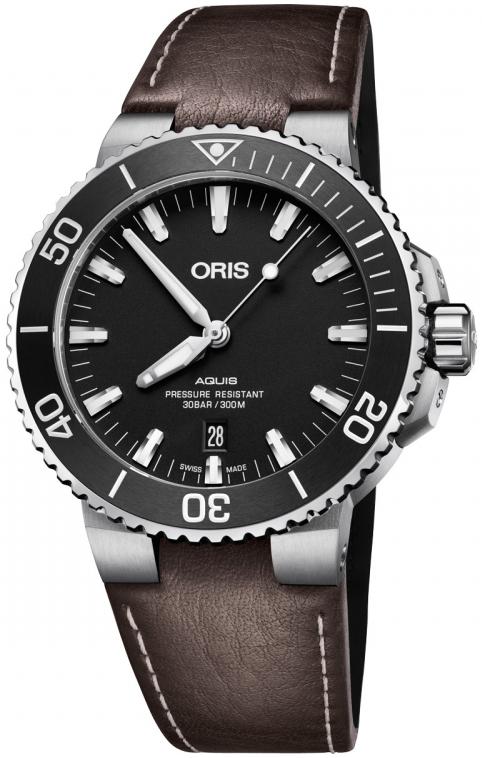 Oris 01 733 7730 4124-07 5 24 10EB - zegarek męski