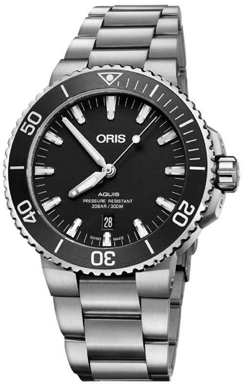 Oris 01 733 7730 4124-07 8 24 05EB - zegarek męski