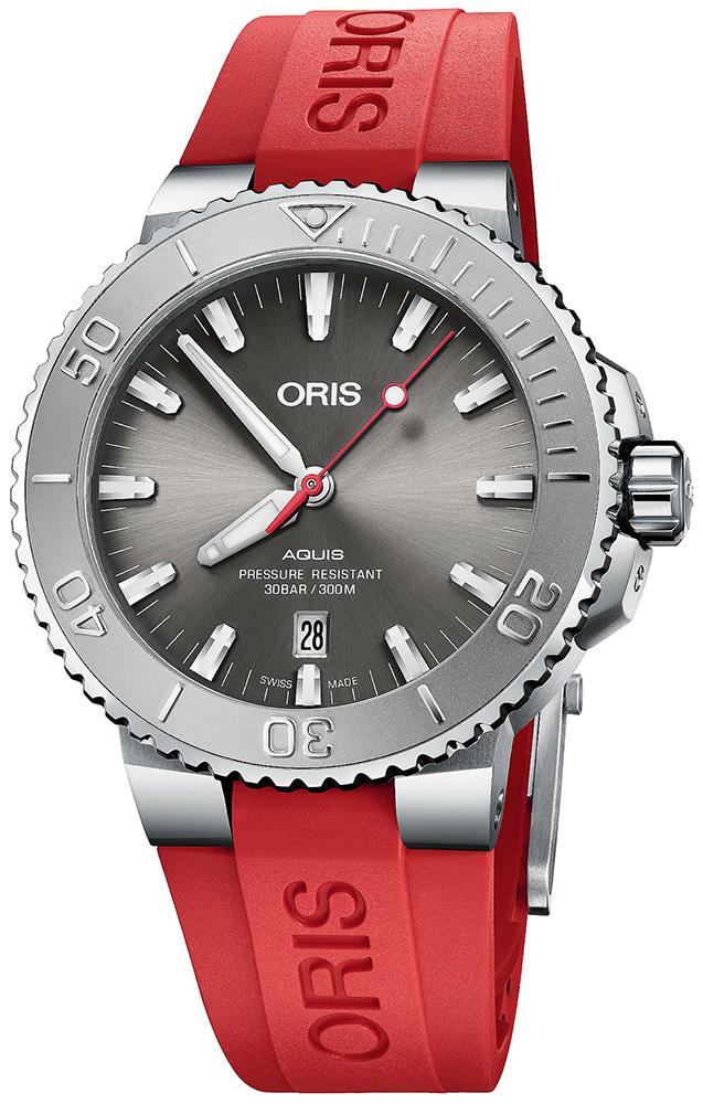 Oris 01 733 7730 4153-07 4 24 66EB - zegarek męski