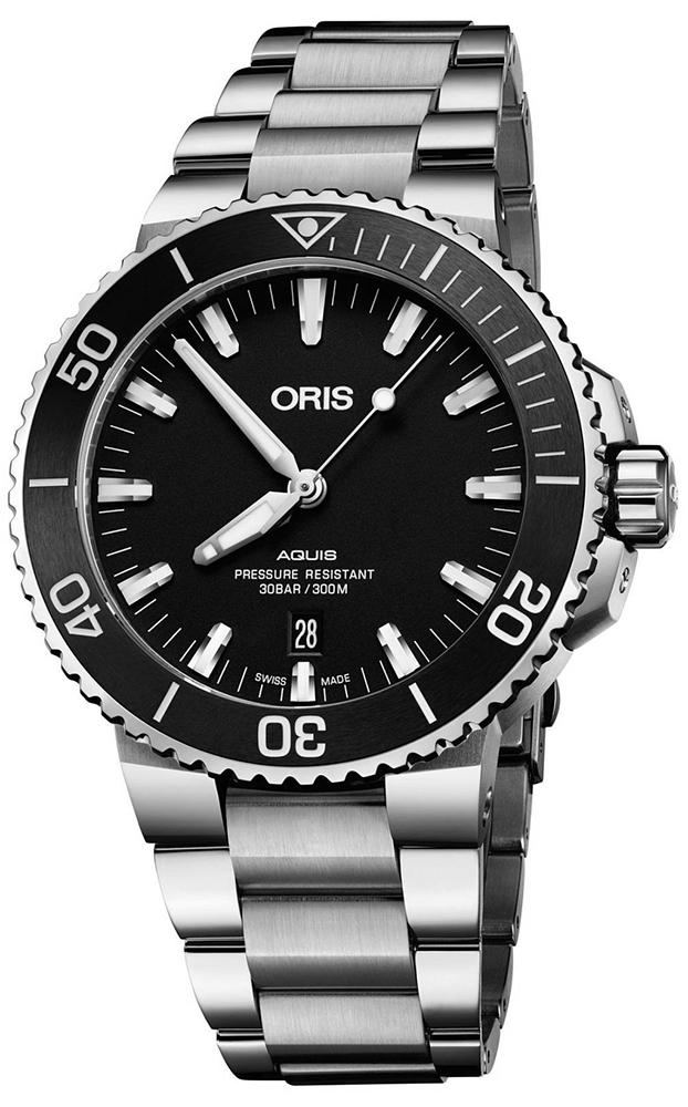 Oris 01 733 7730 4154-07 8 24 05PEB - zegarek męski