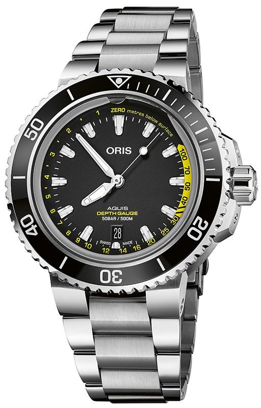 Oris 01 733 7755 4154-SET MB - zegarek męski