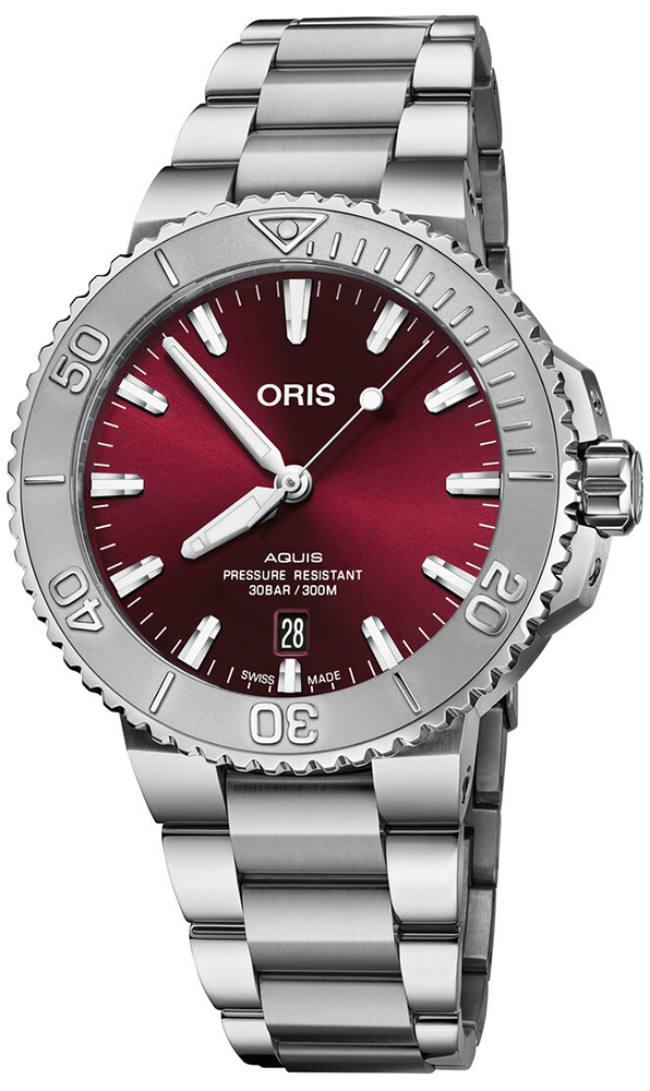 Oris 01 733 7766 4158-07 8 22 05PEB - zegarek męski