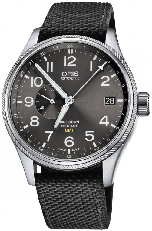 Oris 01 748 7710 4063-07 5 22 15FC - zegarek męski
