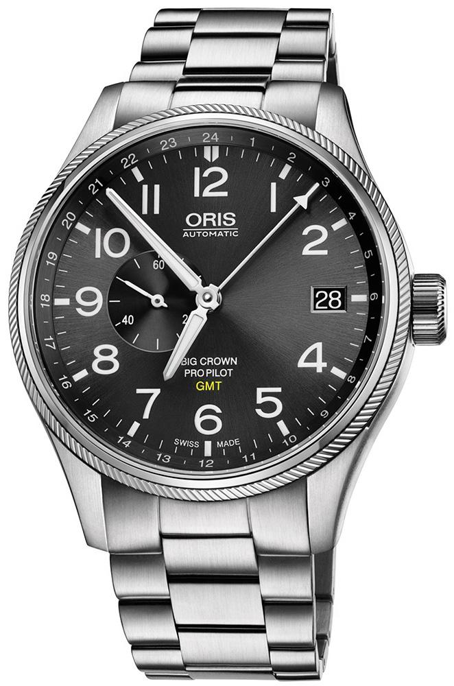 Oris 01 748 7710 4063-07 8 22 19 - zegarek męski