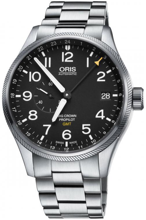 Oris 01 748 7710 4164-07 8 22 19 - zegarek męski