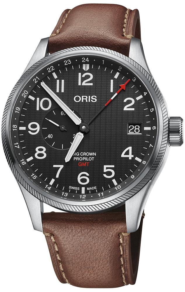 Oris 01 748 7710 4184-SET - zegarek męski