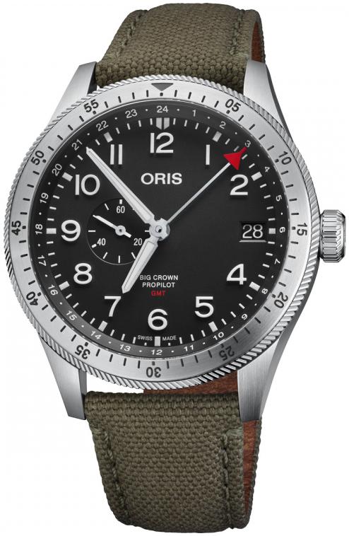 Oris 01 748 7756 4064-07 3 22 02LC - zegarek męski