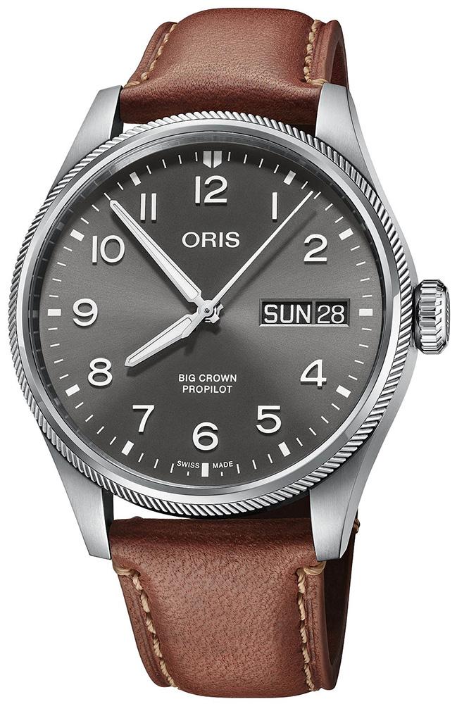 Oris 01 752 7760 4063-07 5 22 07LC - zegarek męski