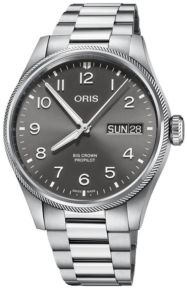 Oris 01 752 7760 4063-07 8 22 08P - zegarek męski
