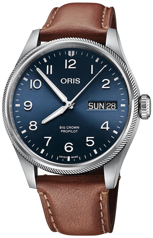 Oris 01 752 7760 4065-07 5 22 07LC - zegarek męski