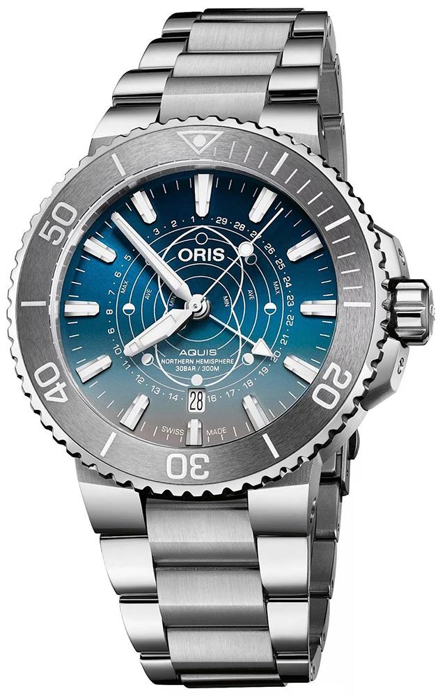 Oris 01 761 7765 4185-SET - zegarek męski
