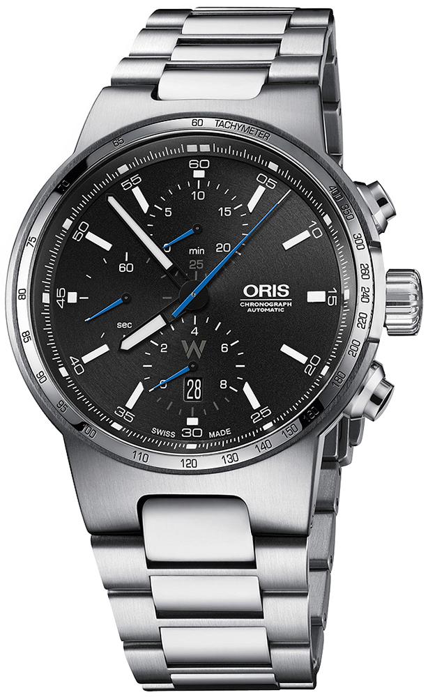 Oris 01 774 7717 4154-07 8 24 50 - zegarek męski
