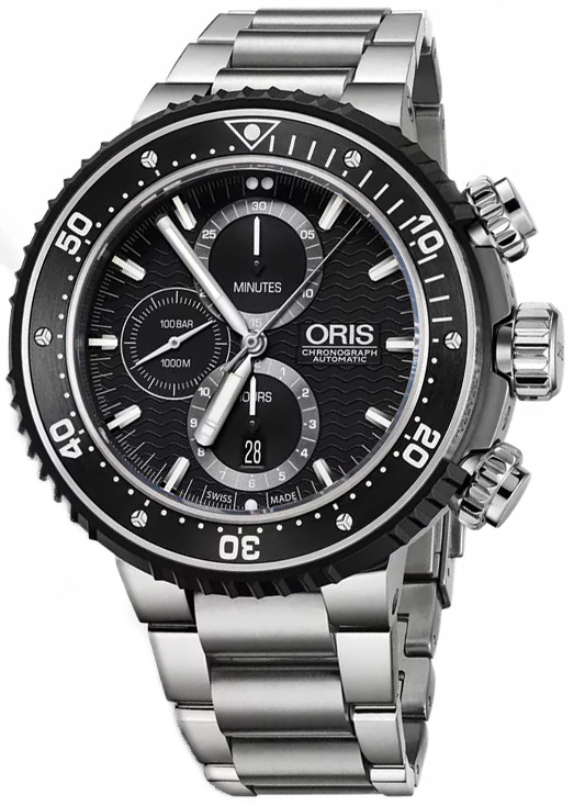 Oris 01 774 7727 7154-SET - zegarek męski