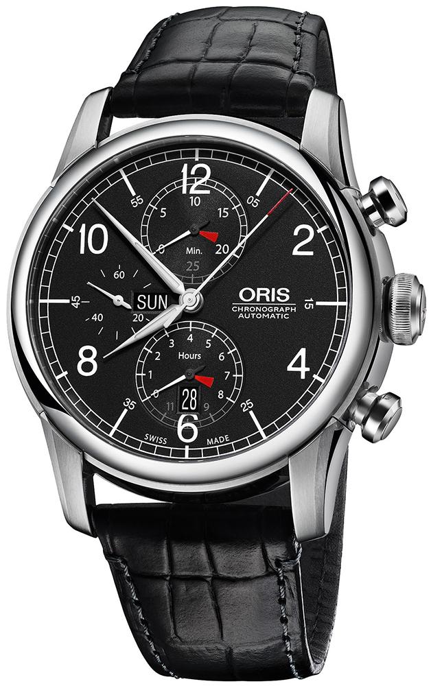 Oris 01 775 7686 4084-SET LS - zegarek męski