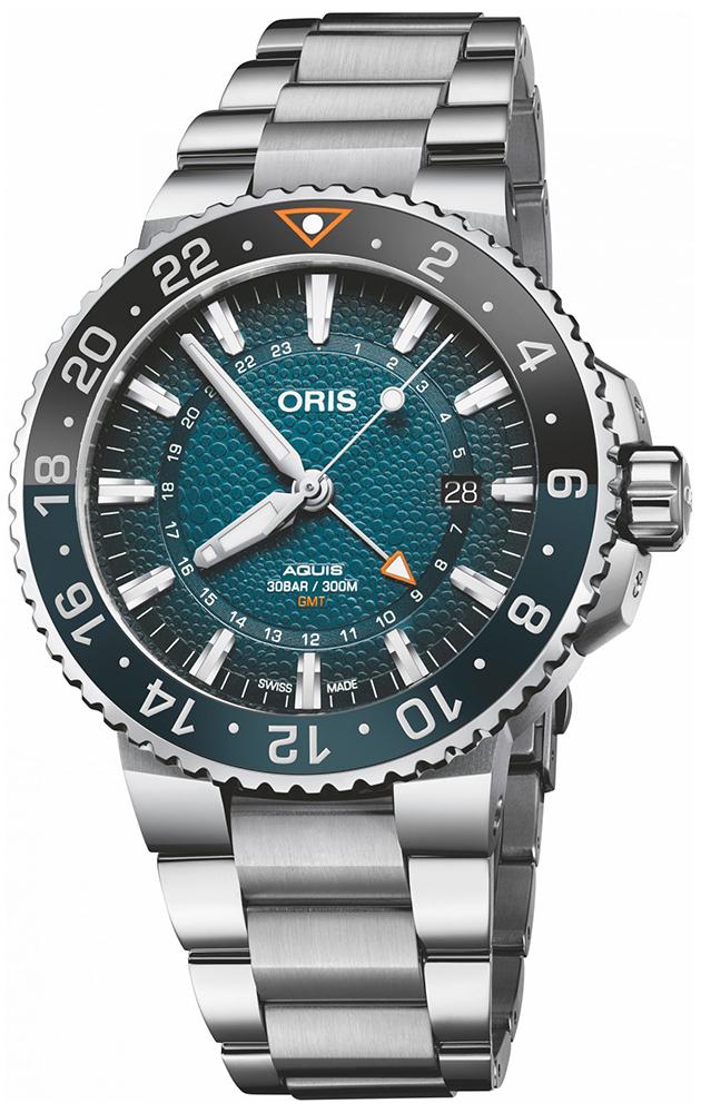 Oris 01 798 7754 4175-SET - zegarek męski