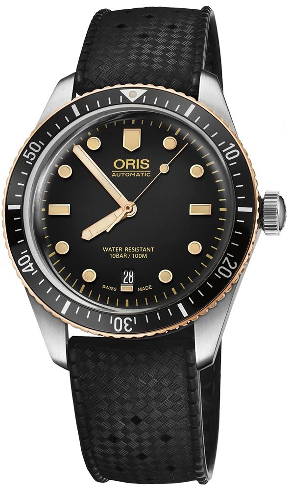 Oris 0173377074354-0742018 - zegarek męski
