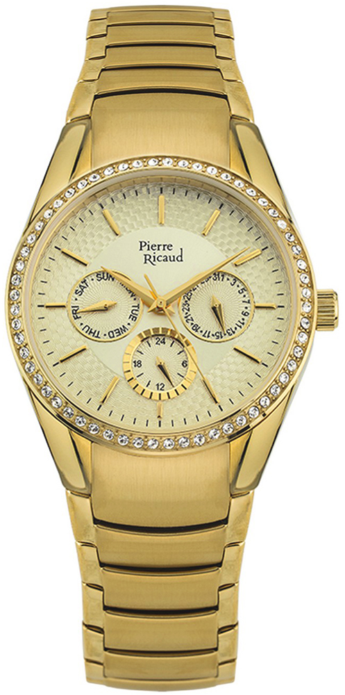 Pierre Ricaud P21032.1111QFZ - zegarek damski