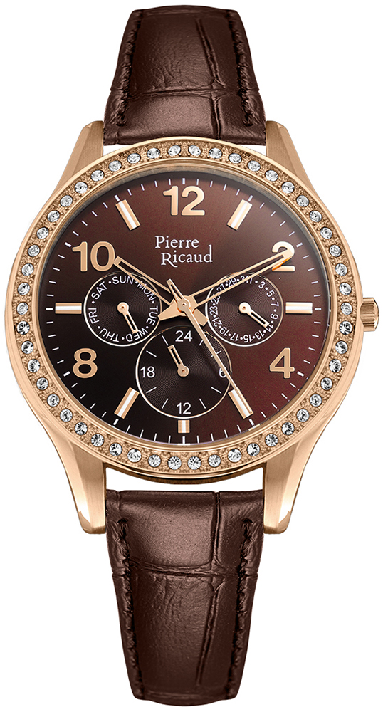 Pierre Ricaud P21069.9B5GQFZ - zegarek damski