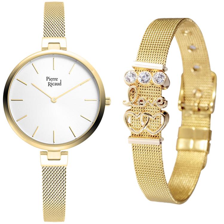 Pierre Ricaud P22061.1113Q-150.1 - zegarek damski