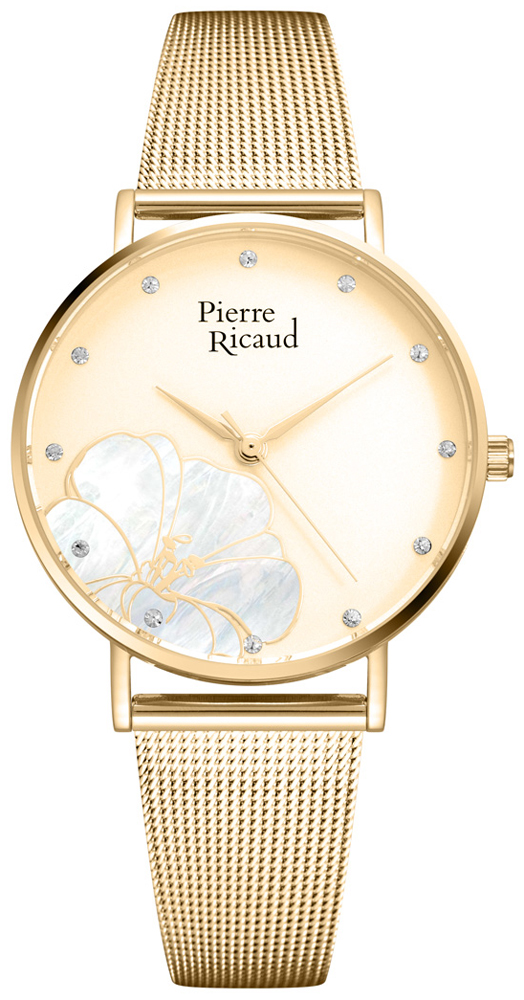 Pierre Ricaud P22107.1141Q - zegarek damski