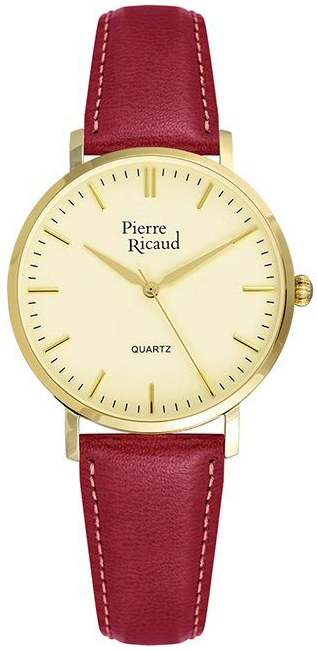 Pierre Ricaud P51074.1011Q - zegarek damski