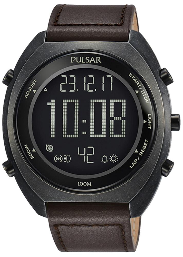 Pulsar P5A029X1 - zegarek męski