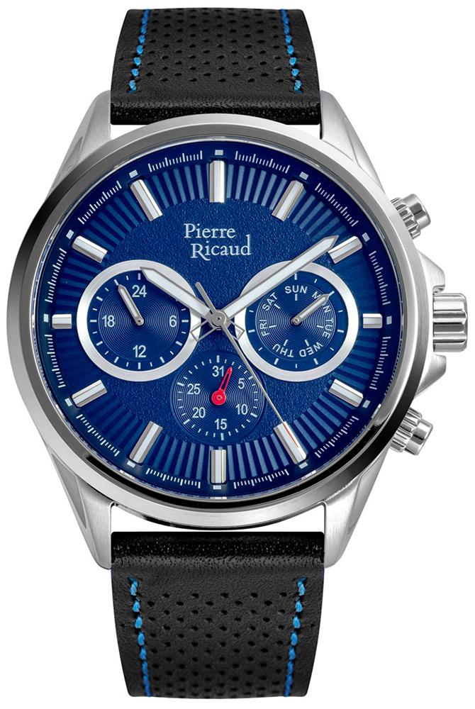 Pierre Ricaud P60030.5N15QF - zegarek męski