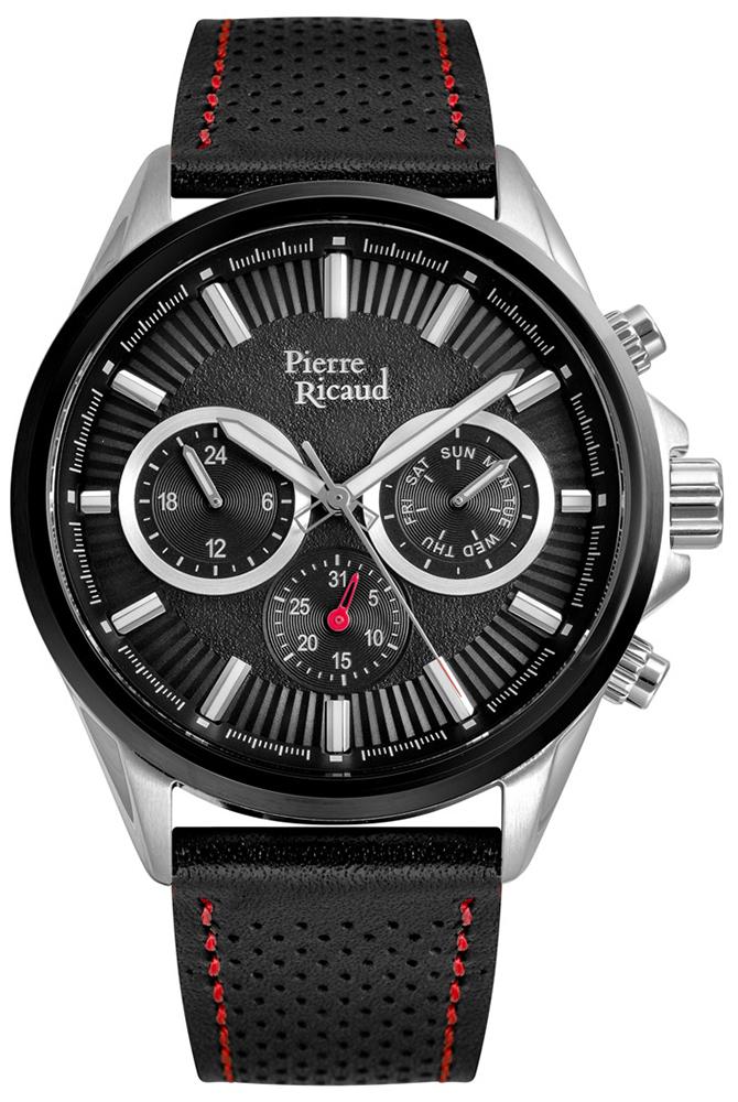 Pierre Ricaud P60030.Y217QF - zegarek męski