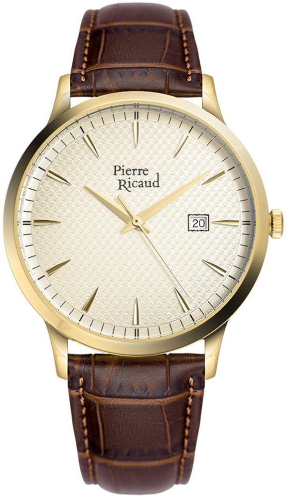 Pierre Ricaud P91023.1211Q - zegarek męski