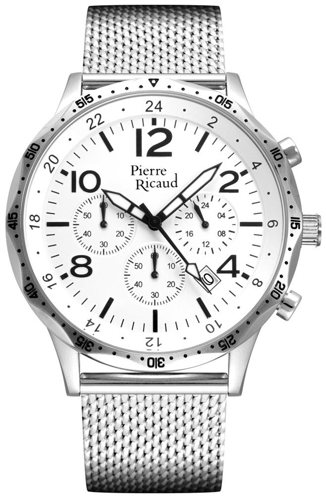 Pierre Ricaud P91062.5153QF - zegarek męski