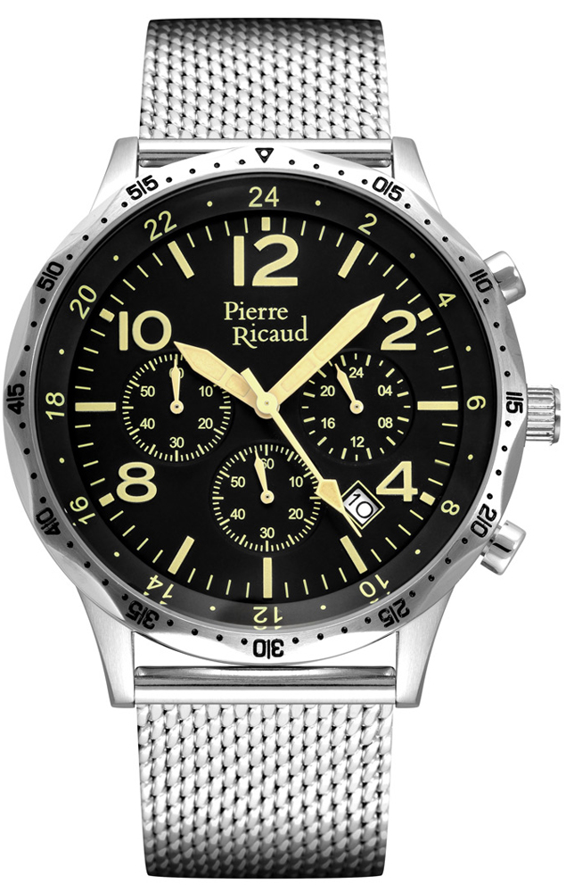 Pierre Ricaud P91062.5154QF - zegarek męski