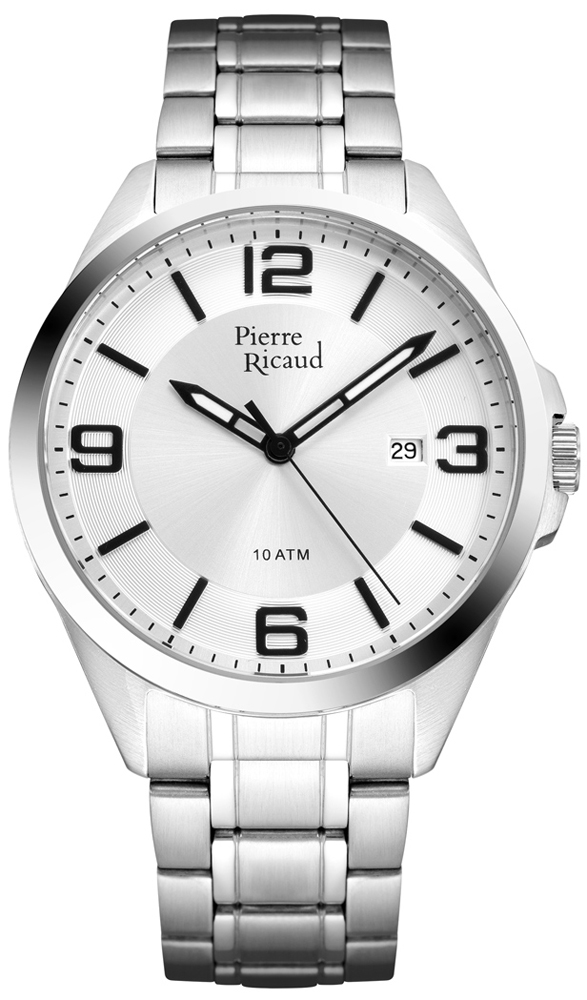 Pierre Ricaud P91073.5153Q - zegarek męski
