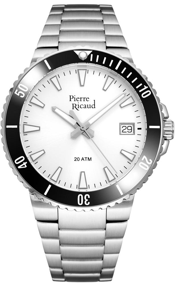 Pierre Ricaud P91075.Y113Q - zegarek męski