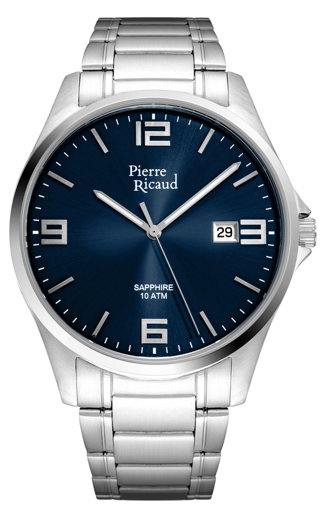 Pierre Ricaud P91076.5155Q - zegarek męski
