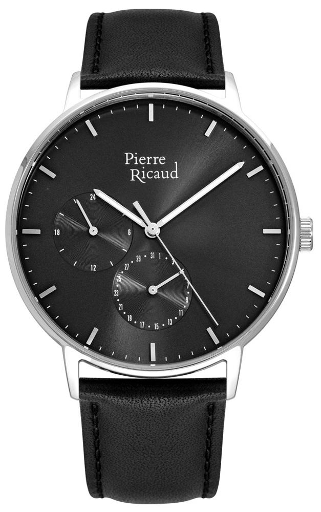 Pierre Ricaud P91079.5216QF-SET - zegarek męski