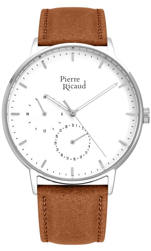 Pierre Ricaud P91079.5B13QF-SET - zegarek męski