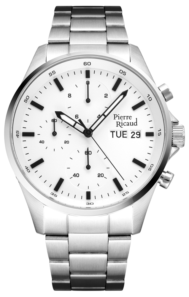Pierre Ricaud P91083.5113CH - zegarek męski