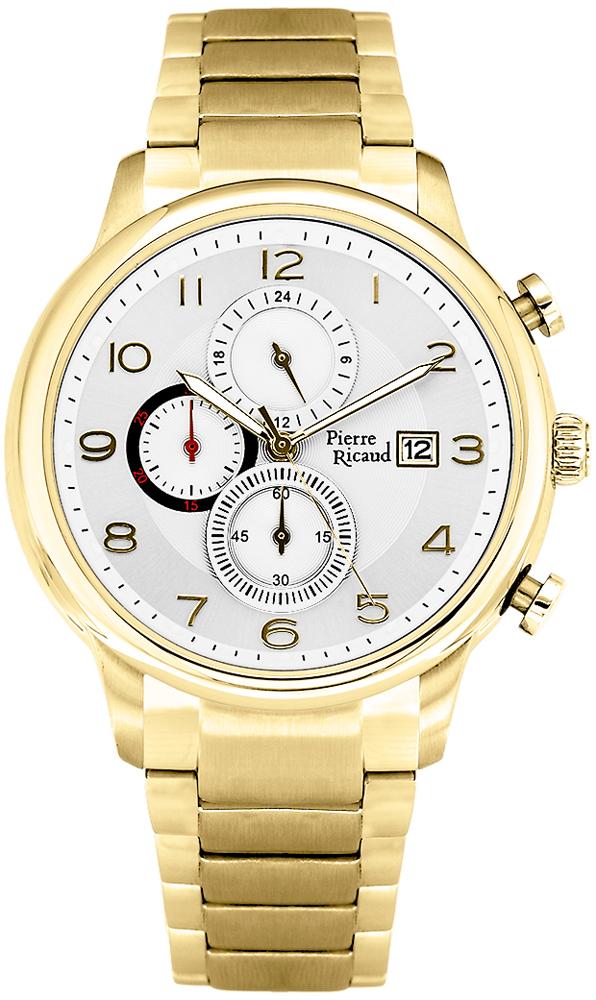 Pierre Ricaud P97017.1123CH - zegarek męski