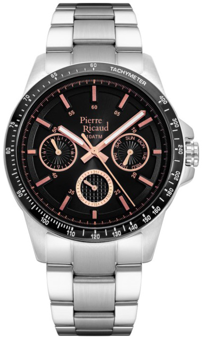 Pierre Ricaud P97266.Y1R4QF - zegarek męski