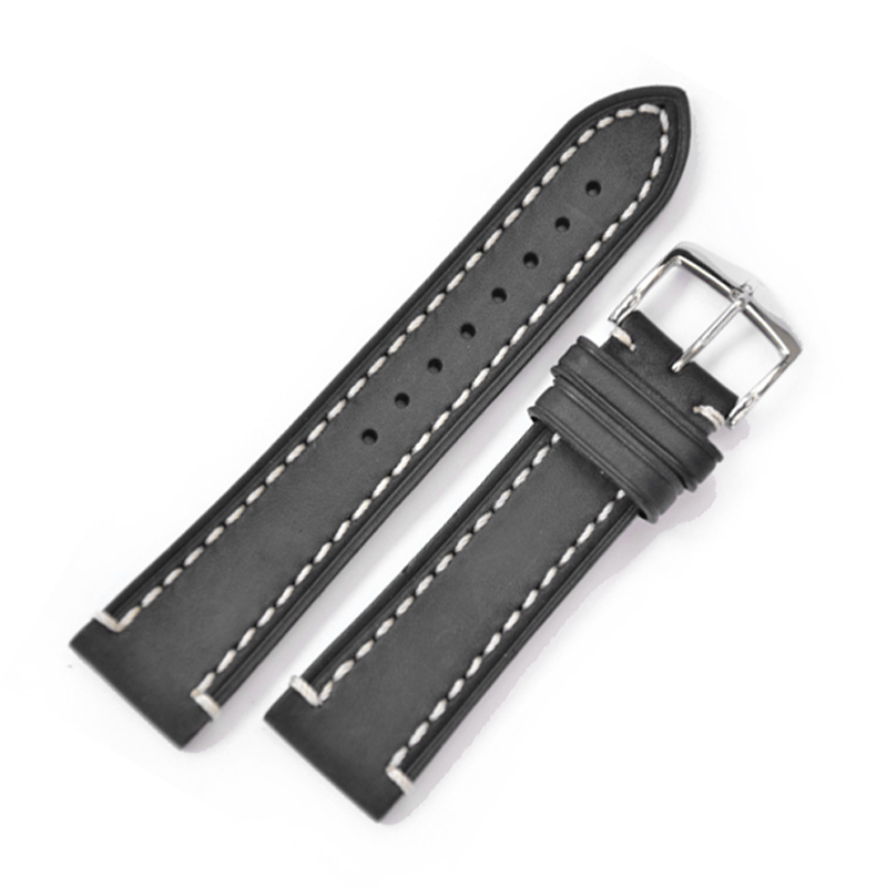 Hirsch 10900250-2-20 - pasek do zegarka męski