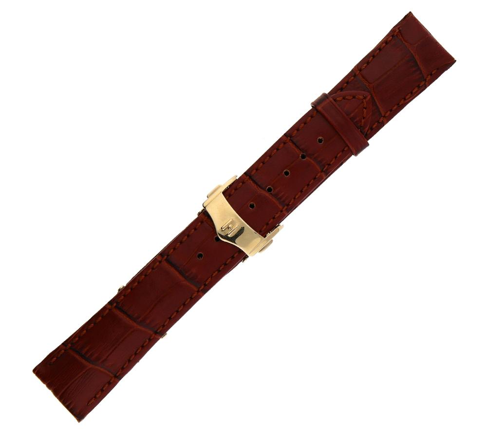Hirsch 04528070-1-20 - pasek do zegarka męski