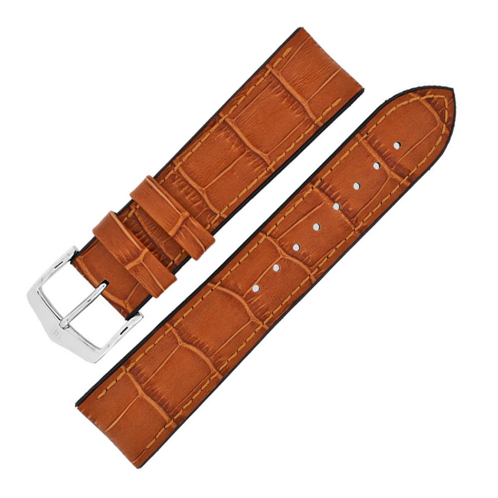 Hirsch 0925028075-2-22 - pasek do zegarka męski