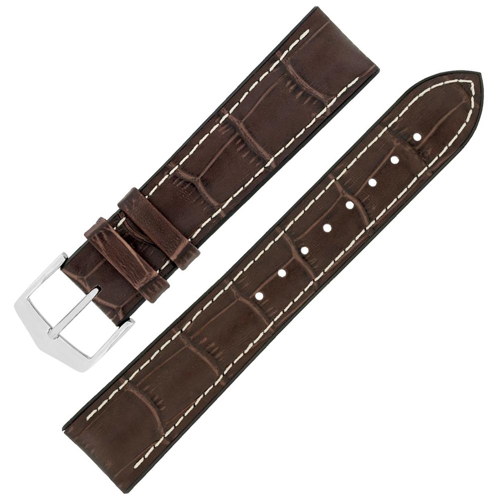 Hirsch 0925128010-2-22 - pasek do zegarka męski