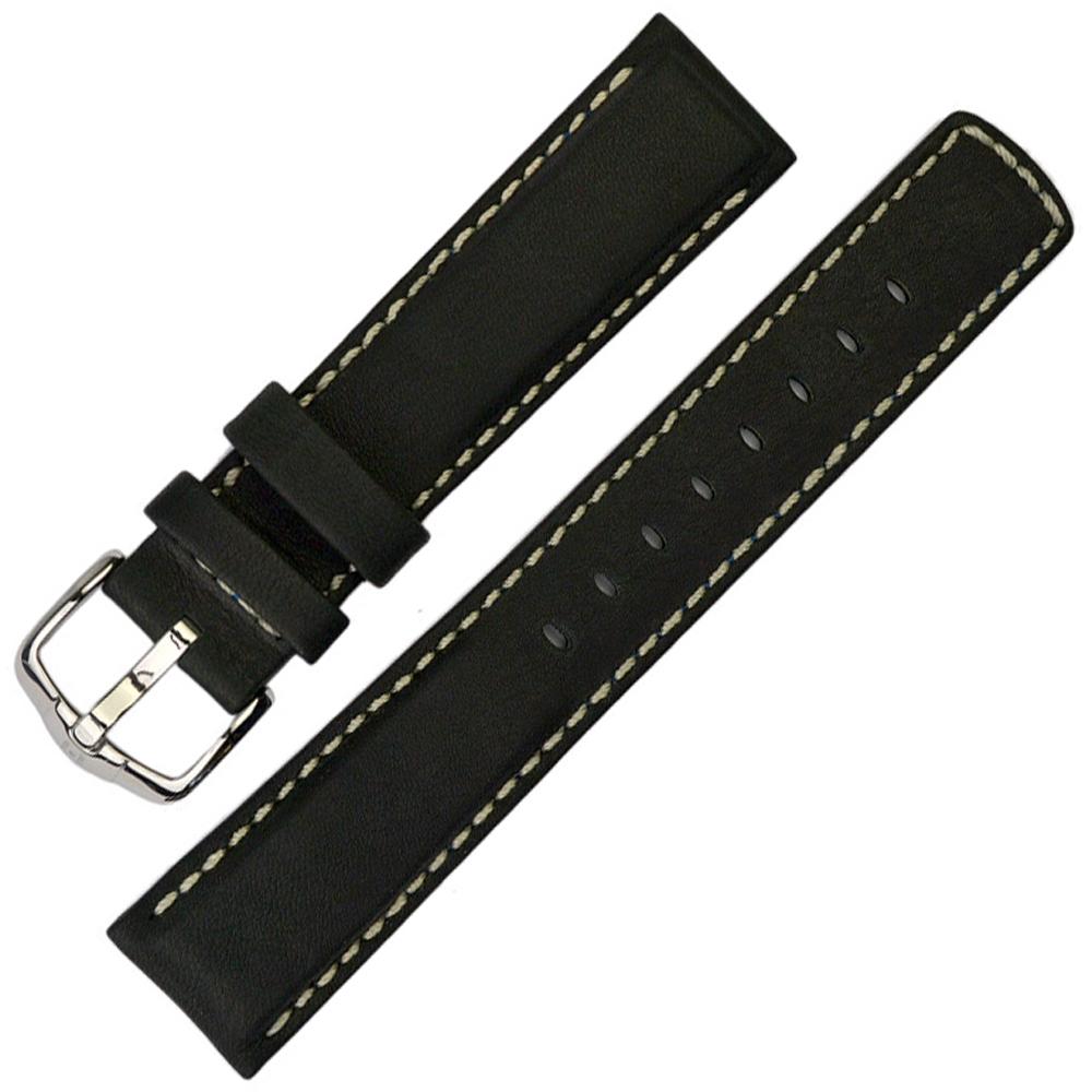 Hirsch 14502150-2-22 - pasek do zegarka męski