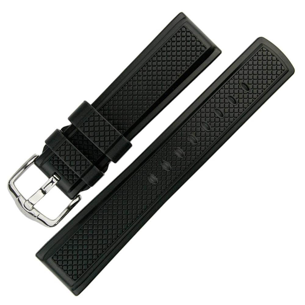 Hirsch 40478850-2-20 - pasek do zegarka męski